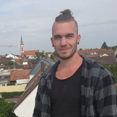 Florian Kreppein Zimmerer-Geselle